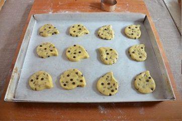 Biscotti Gocciole 8