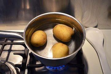 Gnocchi di patate e spinaci 1